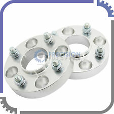 "20mm (3/4"") Hubcentric 4x100 Wheel Spacers (54.1 Hub) - Toyota Mazda Scion"