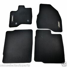 OEM NEW 2013-2014 Ford Explorer SPORT Charcoal Black Carpet Floor Mats Ecoboost