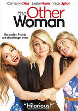 THE OTHER WOMAN  DVD LIKE NEW  CAMERON DIAZ  LESLIE MANN KATE  UPTON