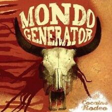 Mondo Generator - Cocaine Rodeo (Extended Edition) 2 CD ALTERNATIVE ROCK Neu