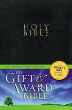 Gift and Award Bible-NIV