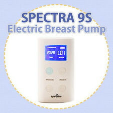 Spectra 9S Double inhaler set componented Electric Portable Breast Pump [Cimilre