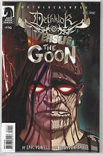 DETHKLOK versus / vs the GOON Eric Powell Cover One Shot VARIANT COVER NM- (9.2)