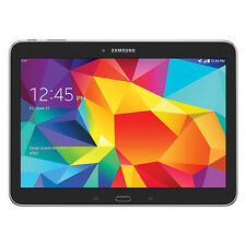 Samsung Galaxy Tab 4 SM-T537A 16GB, Wi-Fi + 4G (AT&T), 10.1in - Black