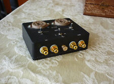Moving Coil Phono Step Up Transformer box for Altec/Peerless 4722 MC SUT