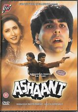 ASHAANT - NEUF GVI BOLLYWOOD DVD –