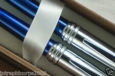 Cross Executive Style  Bailey Transluscent Blue Ball-point Pen & 0.7MM pencil
