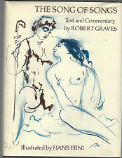 THE SONG OF SONGS, text and commentary by Robert Graves VGHBDJ