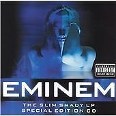 Eminem - Slim Shady LP The (CD x 2, 2000)