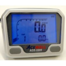 ACEWELL 3200 SERIES SPEEDOMETER FOR ATV HONDA KAWASAKI KTM SUZUKI POLARIS 2011A