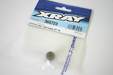 XRay XB4 Alu Pinion Gear - Hard Coated 23T 48DP 365723