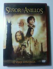 DVD El Señor de los Anillos - Las Dos Torres (2 discos)