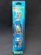 LEGO 852777 Atlantis Magnet Set, Lance, Manta & Shark Warrior