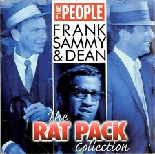 The Rat Pack Collection - Frank Sinatra, Dean Martin, Sammy Davis Jr - Promo CD