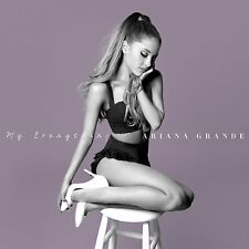 ARIANA GRANDE - MY EVERYTHING: CD ALBUM (August 25th 2014)