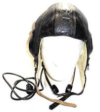 WW2 Original German Air Force LKpW 101 Winter Flying Helmet