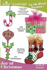 Joy of Christmas Anita Goodesign Embroidery Designs