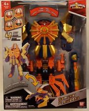 Power Rangers Samurai - Transforming Clawzord Megazord Combines By Bandai MISB