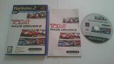 TOCA RACE DRIVER 2 COMPLETO PLAYSTATION 2 PS2. PAL VERSION UK.