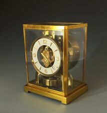 Estate Jaeger LeCoultre Atmos 526-5 Mantle Shelf Clock SN#116186