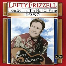 1982-Country Music Hall Of Fame - Lefty Frizzell (1999, CD NEUF)