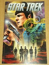 STAR TREK VOL 8 IDW JOHNSON LIANG FAJAR CORRONEY GRAPHIC NOVEL  9781631400216