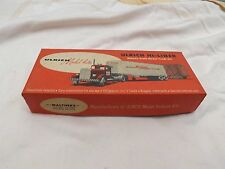 Vintage ULRICH HO P.I.E Conventional  TRUCK & TRAILER NEW OLD STOCK IN BOX