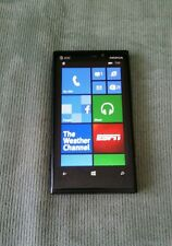 Nokia Lumia 920 6027A 32GB Black (AT&T) Very Good Condition! Clean ESN! GSM