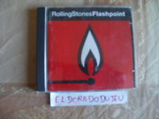 ELDORADODUJEU     CD - ROLLING STONES : FLASHPOINT - CD COMME NEUF
