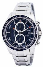 Citizen Eco Drive Titanium Chronograph CA0345-51L Men's Watch