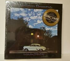 "Jackson Browne - ""Late For The Sky"" 2-Sided Jigsaw 300pc FRONT/BACK ALBUM COVERS"