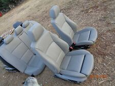 BMW E90 E91 leather SPORT seat 335d 328ix 335 330 320i 325i 328i 330i 335i 328