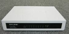 TP-Link TL-SF1008D 8 Port Fast Ethernet Desktop Switch - No AC Adapter