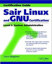 Sair Linux and GNU Certification Level 1, System Administration