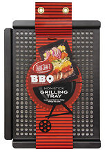 "TableCraft BBQ Series Non-Stick Grilling Tray - 15.75"" x 11.5"""