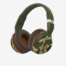 SKULLCANDY HESH 2 WIRELESS HEADPHONES | CAMO / OLIVE | SKULL CANDY S6HBGY-367