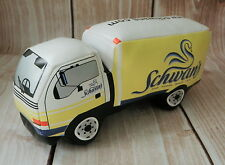 Schwans Truck Play Toy Stuffed Plush Vinyl Display Model Delivery Advert Promo
