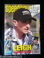SPEEDWAY STAR - LEIGH ADAMS - DEC 3 2011