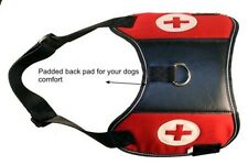 Search and Rescue dog harness Small - Dogs under 50LBs