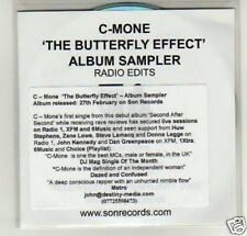 (D372) C-Mone, The Butterfly Effect - DJ CD