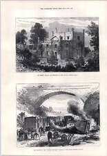1876 Flying Dutchman Express Disaster Great Western Railway The Priory Balham