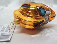 Hasbro Transformer Prime Bumblebee Head 2013 Glass Blown ORNAMENT NEW Christmas