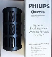 Philips SB7220 Shoqbox Waterproof Drop Proof Bluetooth Wireless Speaker
