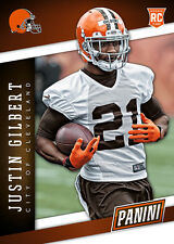 JUSTIN GILBERT RC Team Colors Panini 2014 National Collectors Convention