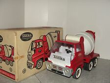 VIntage Tonka Cement Mixer Truck in the Box