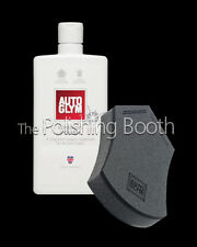 Autoglym Super Resin Polish 500ml with 1x Perfect Polish Applicator Free UK P&P