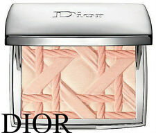 100%AUTHENTIC BEYOND RARE LADY DIOR COUTURE HEALTHY GLOW SHIMMER POWDER PALETTE