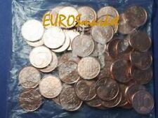 Ek // Sachets d'origine 1 Cent Portugal 2002 : 50 Pièces