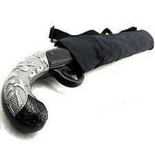 new men rain umbrella auto open high quality gun umbrella folding sunny rainday