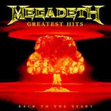 Greatest Hits: Back to the Start by Megadeth (CD, Jun-2005, Capitol)